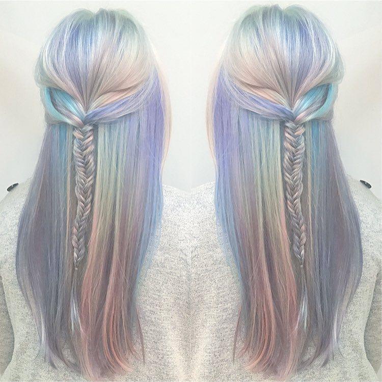 opalhair • Instagram photos and videos | Haare und Beauty | Capelli ...
