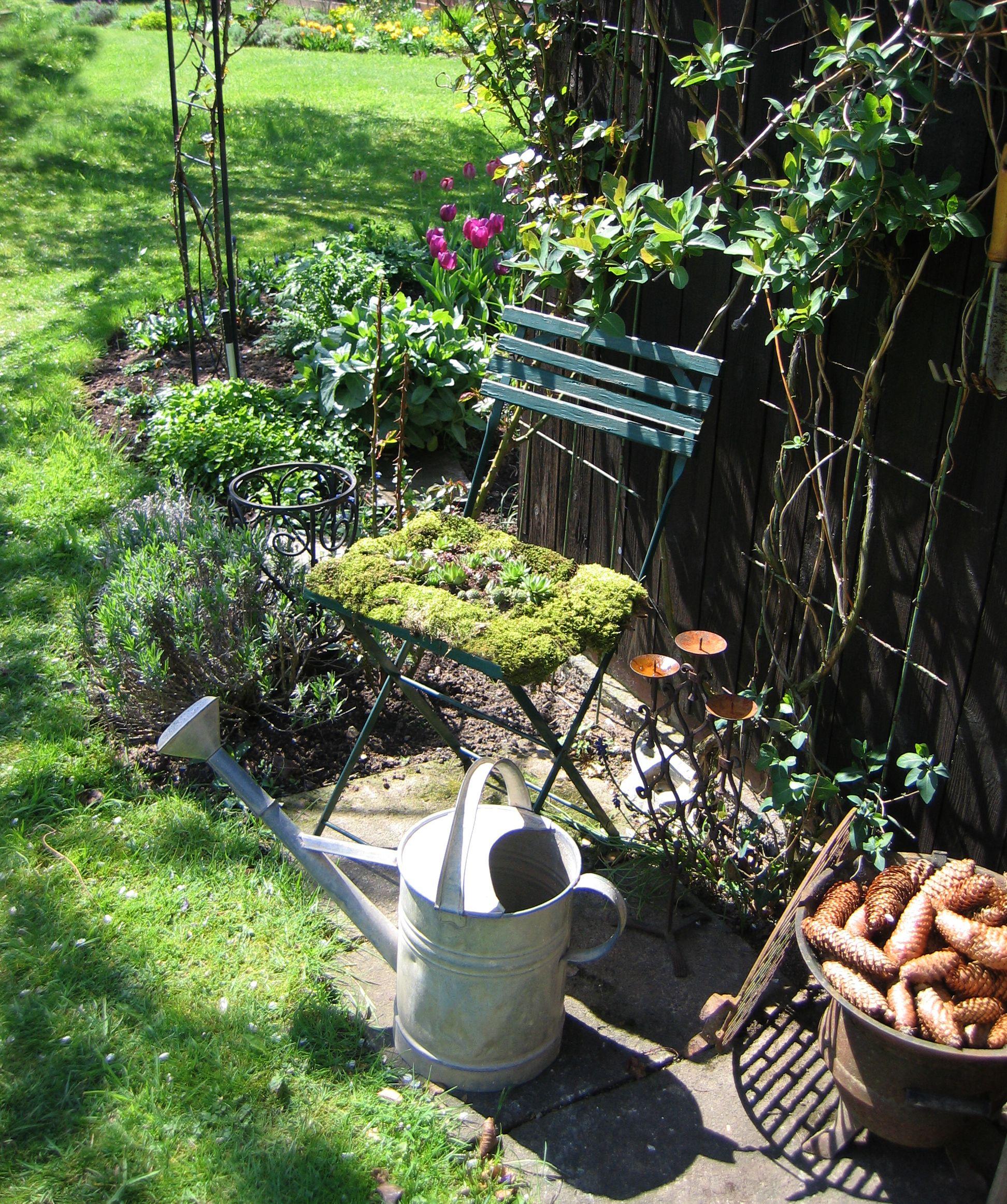 am Gartenhaus