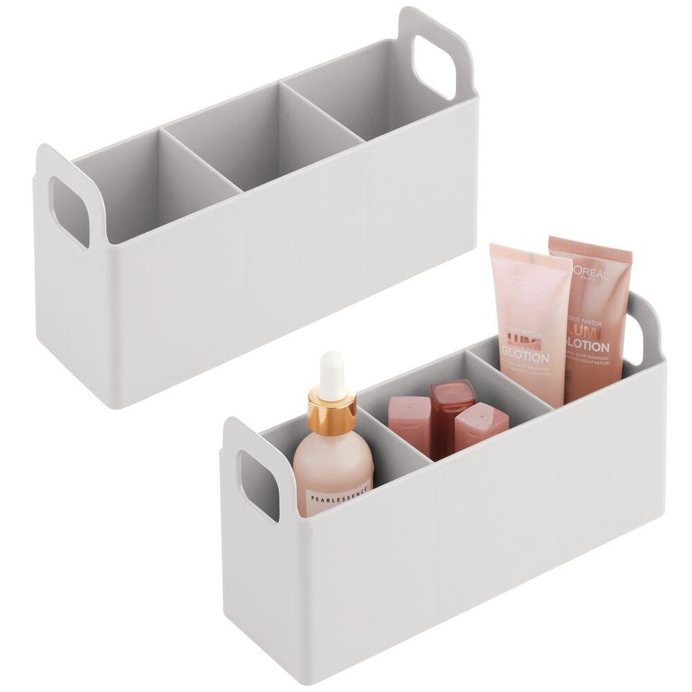 Bathroom Cabinet Drawer Organizer Tray
