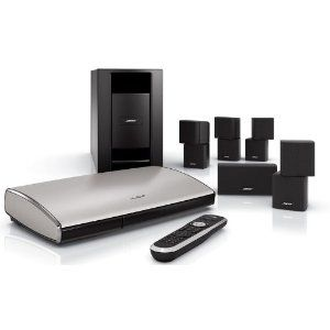 The Bose Lifestyle T20 Home Theater System Brings Out The Best