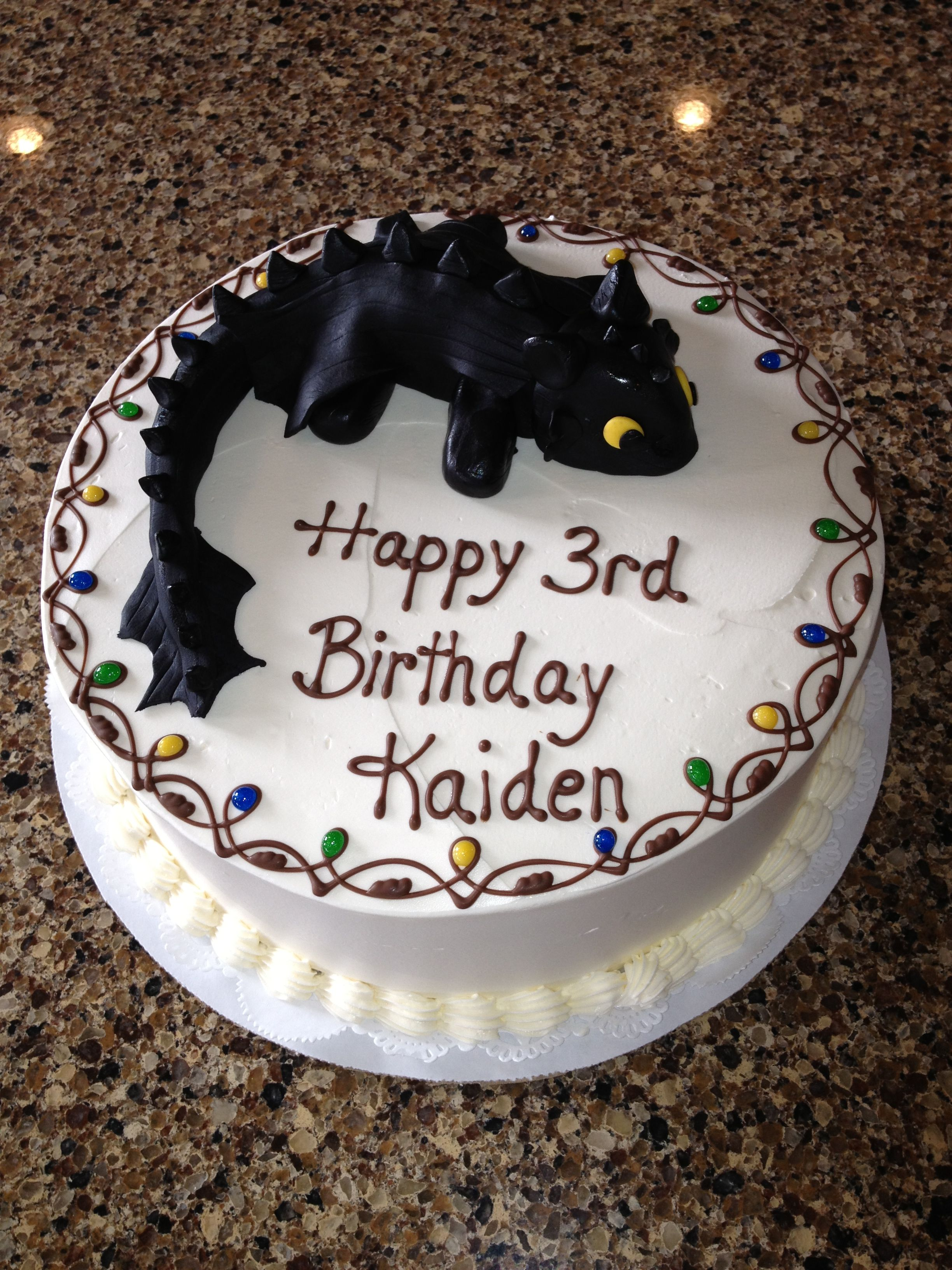 How To Train Your Dragon Cake Cakes Amp Other Desserts I