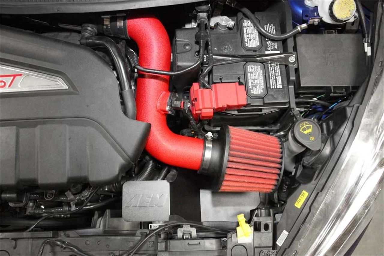 Aem Inductions Cold Air Intake System For Fiesta St With Ecoboost