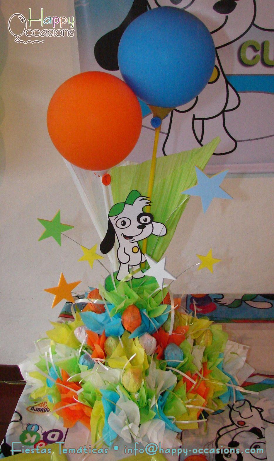 decoracin fiesta doki