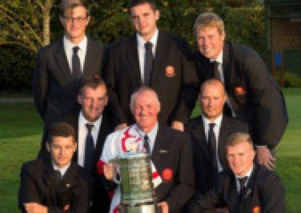 Lancashire claimed their third English County Championship since 2008 after a dramatic final day at Minchinhampton when they not only needed to win their match but to accumulate as many points in doing so.