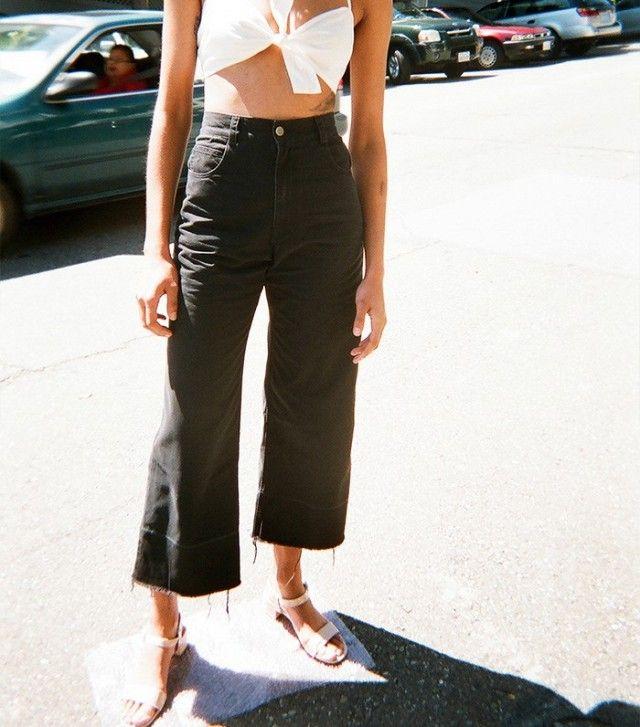 Rachel Comey Leigon Pant in Charcoal