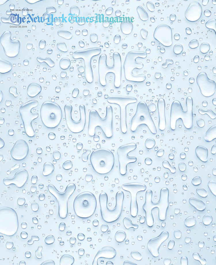 NYT Fountain of Youth THERE IS STUDIO in 2020 New