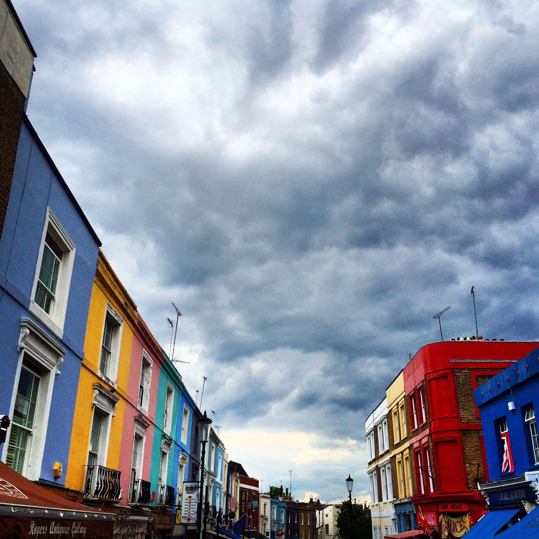 Portobello Market, London 30 free things to do in London | London ...