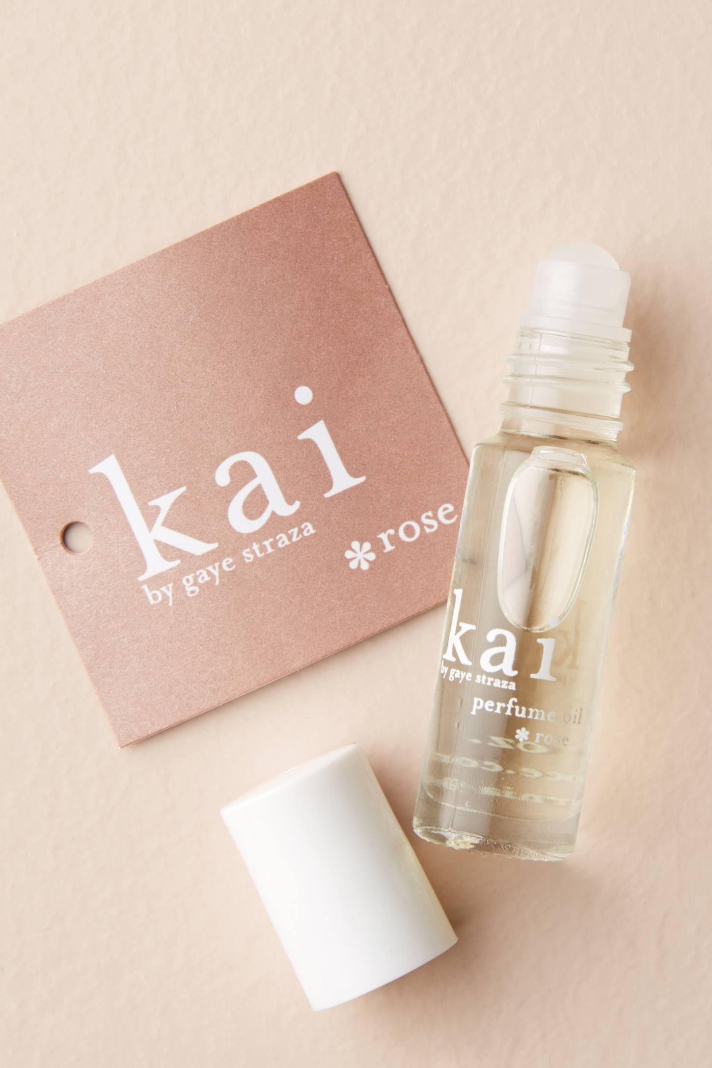 Kai Rose Perfume Oil Rose perfume, Perfume oils, Perfume