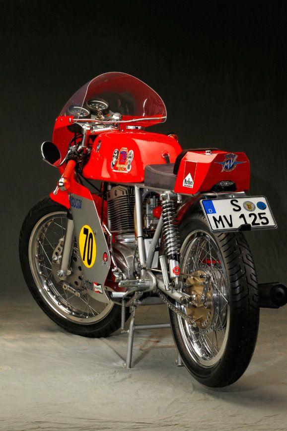 Im Studio Mv Agusta 125 S Mv Agusta Racing Motorcycles