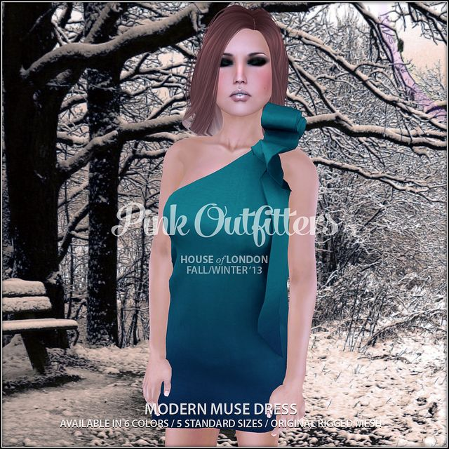 Modern Muse Dress | Flickr - Photo Sharing!