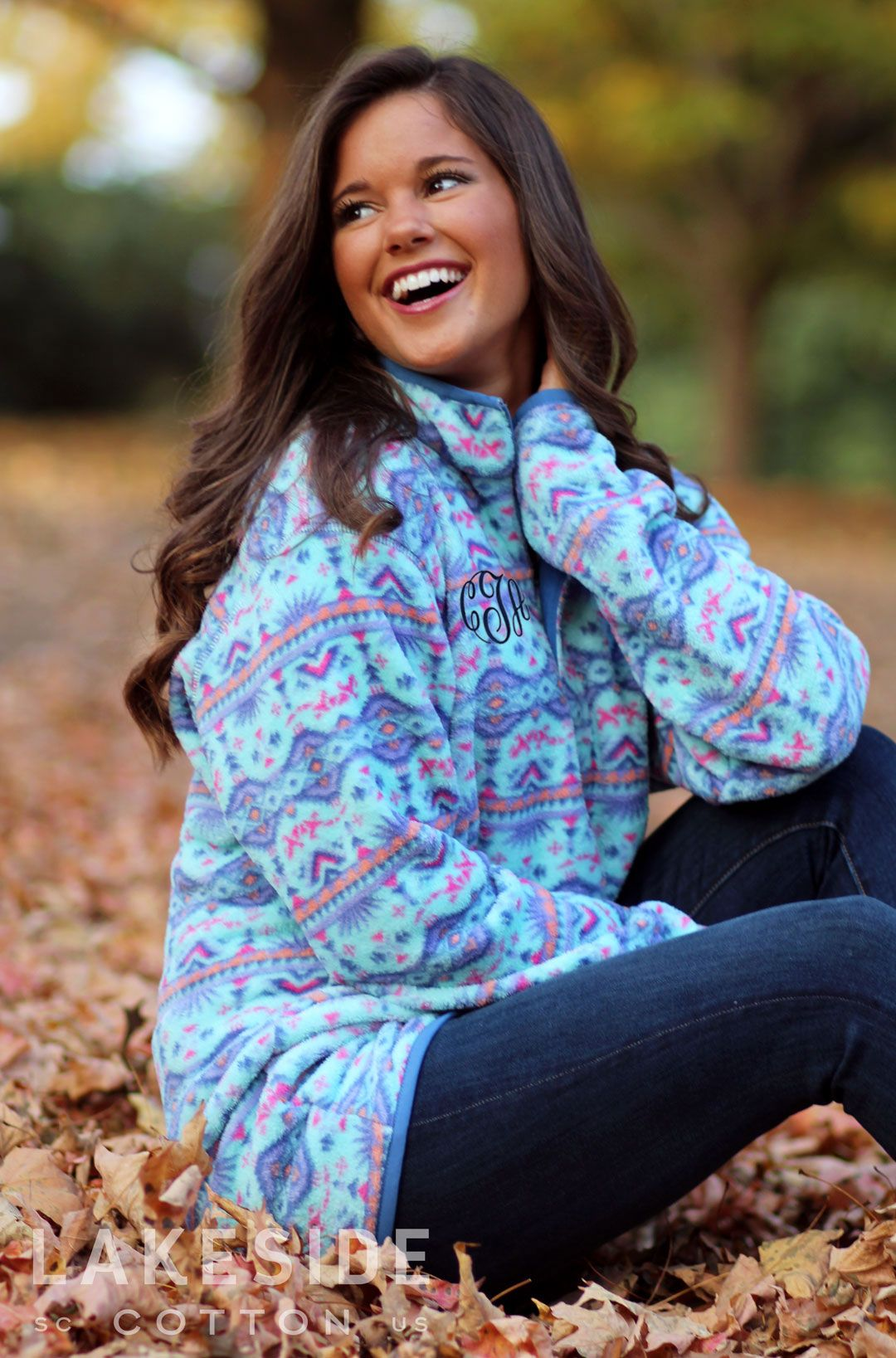 Southern Marsh Dorado Fleece Pullover | Lakeside Cotton | ALL ...