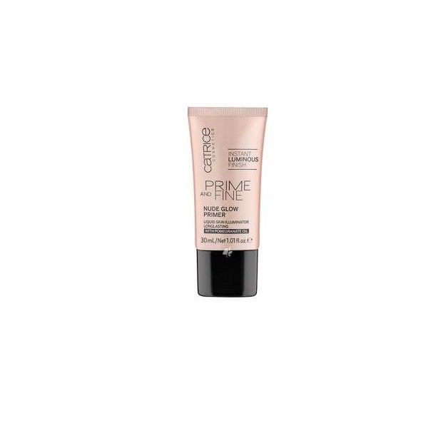 Catrice Prime And Fine Nude Glow Primer 10 Bam Liked On