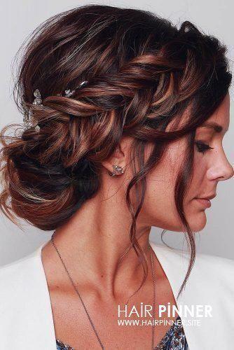 Photo of Wedding Hairstyles 30 Wedding Hairstyles 201 – #frisuren #H …