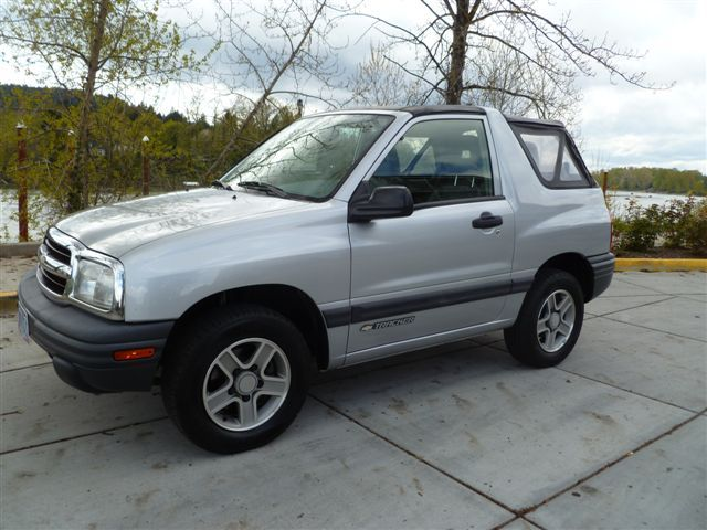 2003 Chevrolet Tracker Convertible For Sale Chevrolet Tracker My Ride