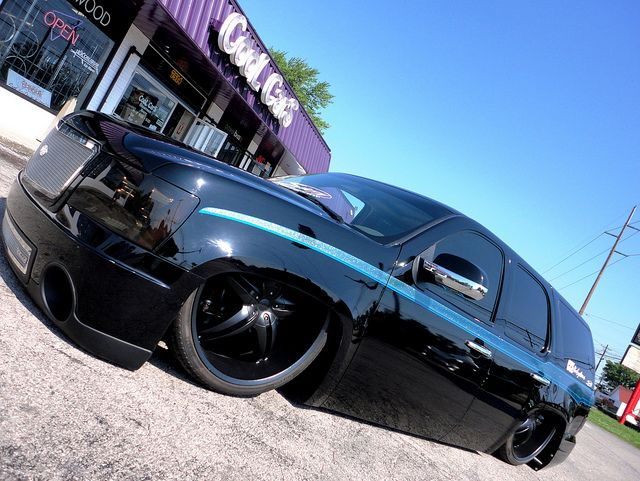 Tahoe CCE Equipped Low Low Louisville Kentucky And Custom Cars - Cool cars hydraulic