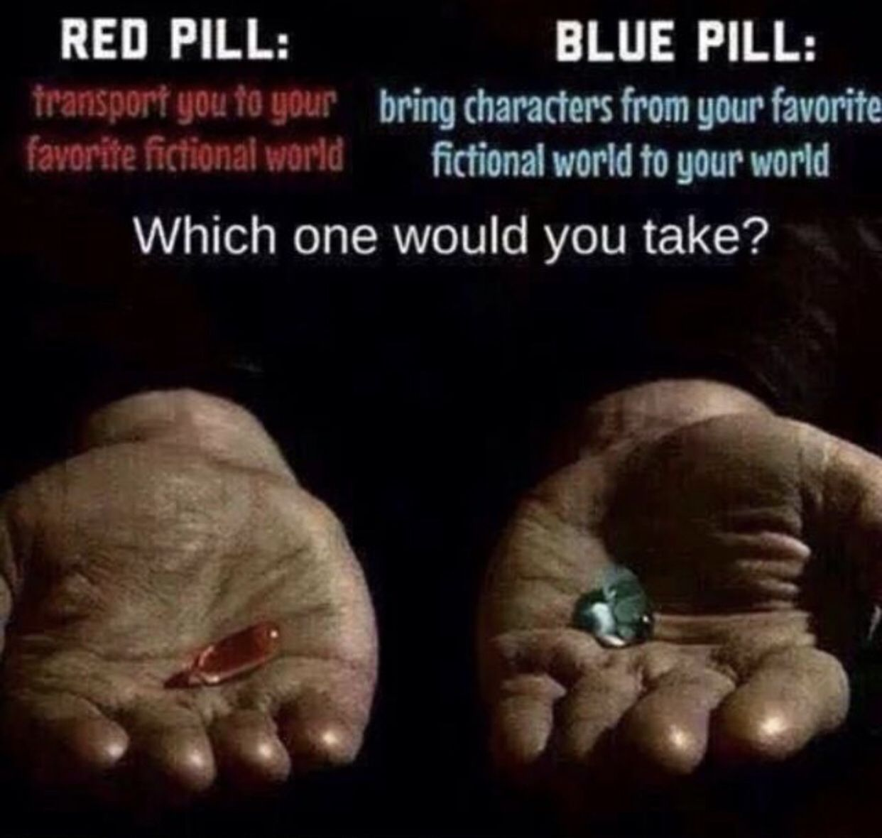 Red Or Blue Which Would You Choose Choice Choicesgames Fictionalworld Fiction
