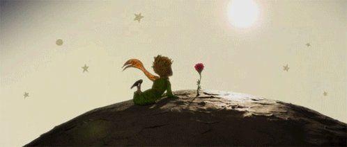 """Letras Breves en Twitter: """"""""Cuando uno está muy triste son agradables las puestas de sol."""" El principito. https://t.co/c6so03A4pa"""""""