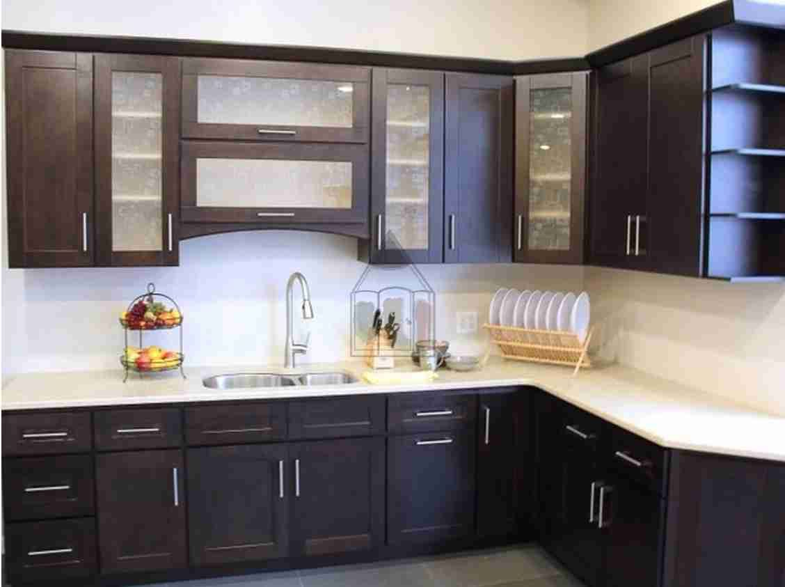Design Of Kitchen Low Budget Contemporary Kitchen Cabinets
