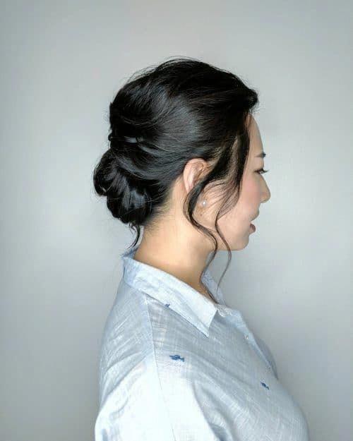 Simple Black Hairstyle #blackhairstylesbraids