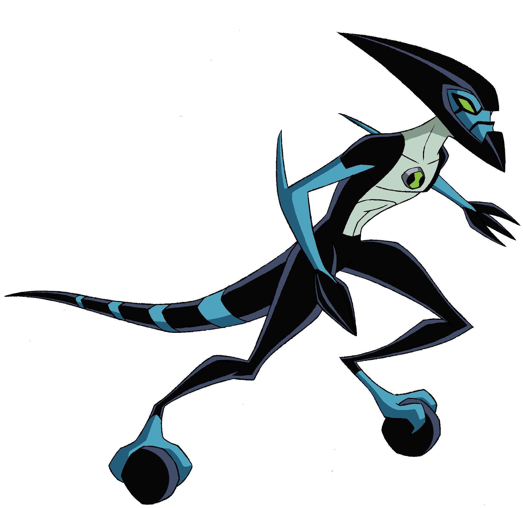 Benwolf Ultimate Alien