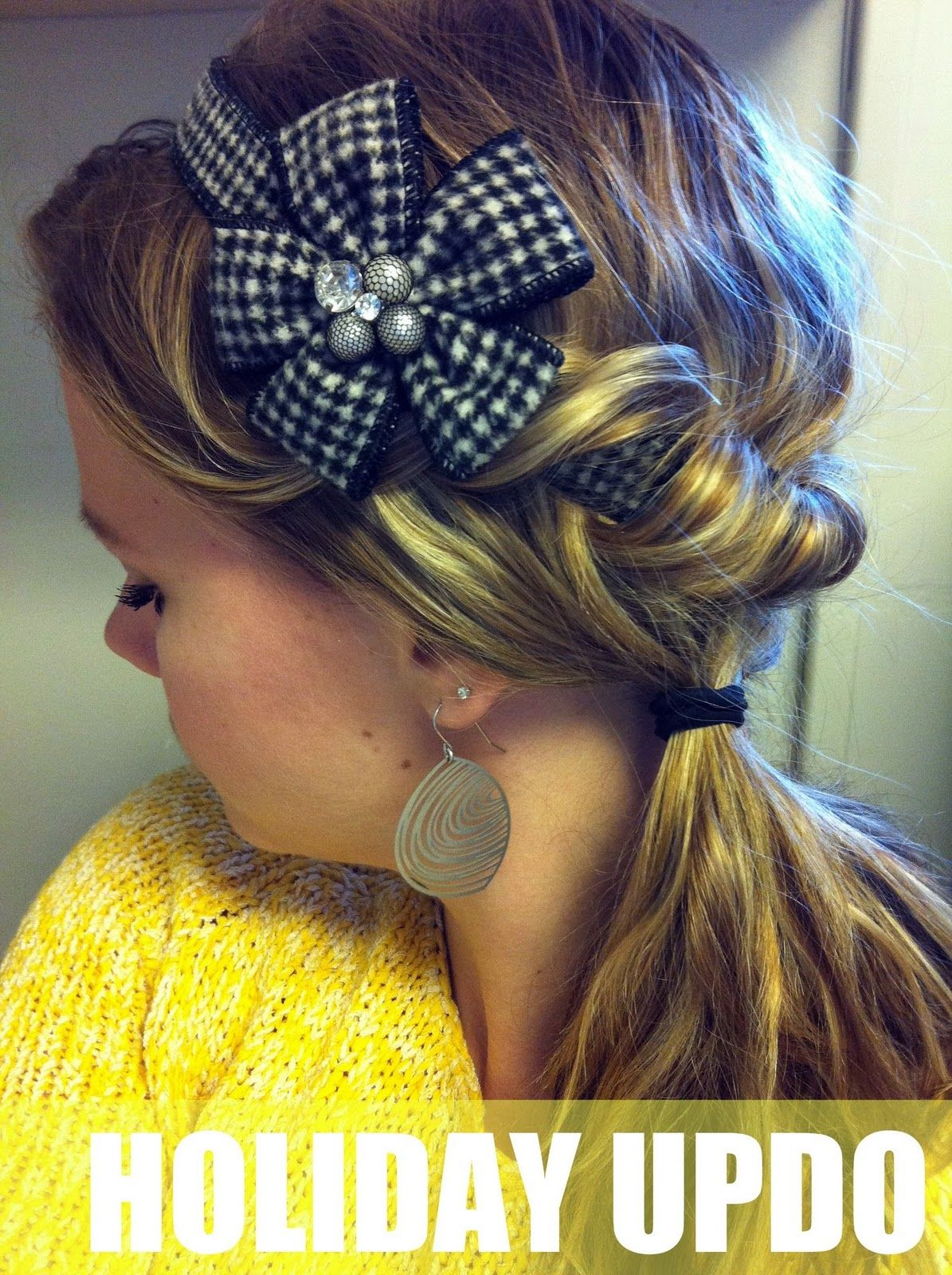 Bye bye beehive quick and easy hair beauty pinterest easy