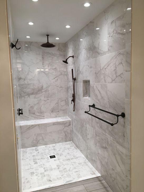 Photo of 99 Cozy Spa Bathroom Decorating Ideas #showertiles
