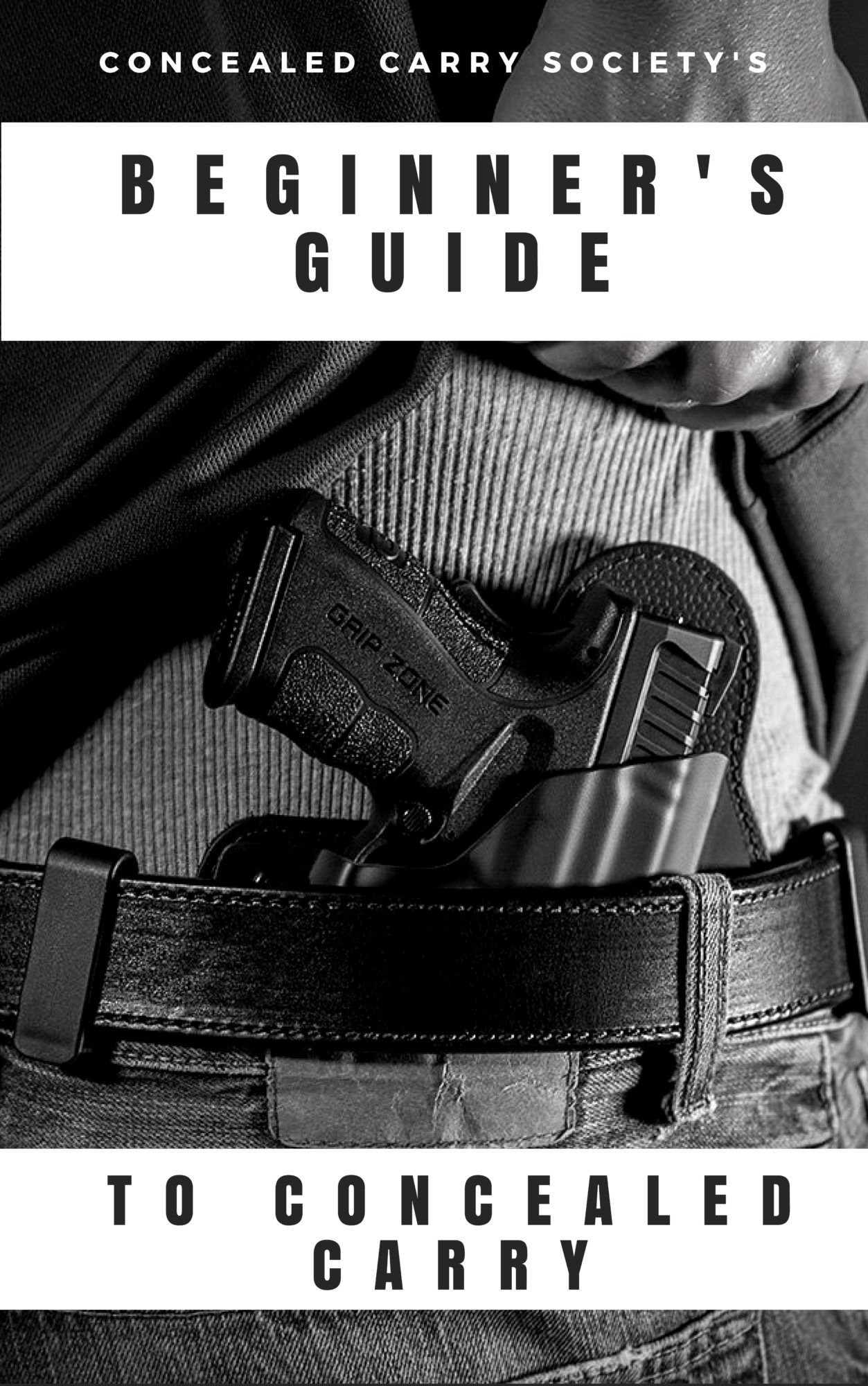 Beginners guide to concealed carry concealed carry