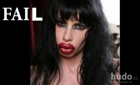 Maquillajes Horribles - Buscar con Google
