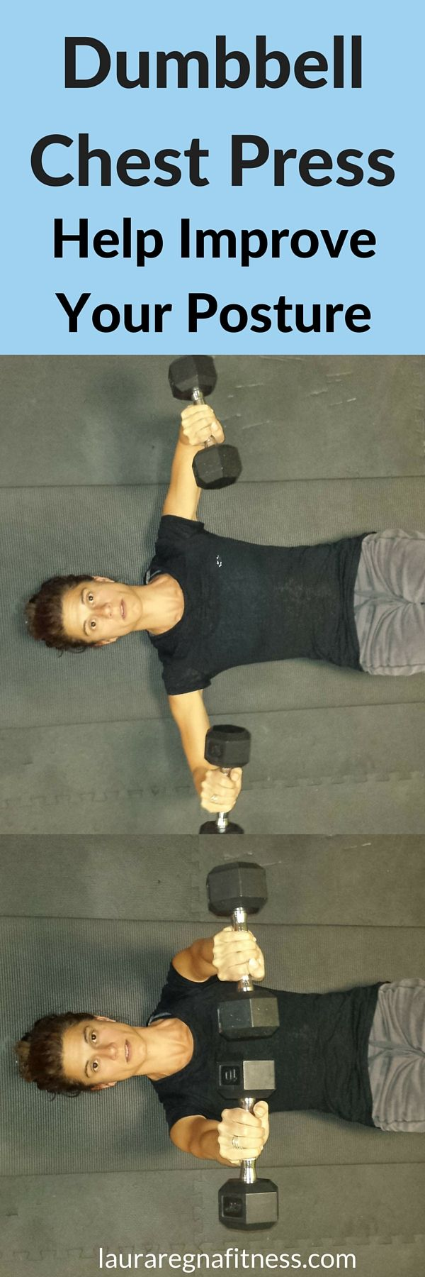 Dumbbell Chest Press: Help Improve Your Posture | Self ...