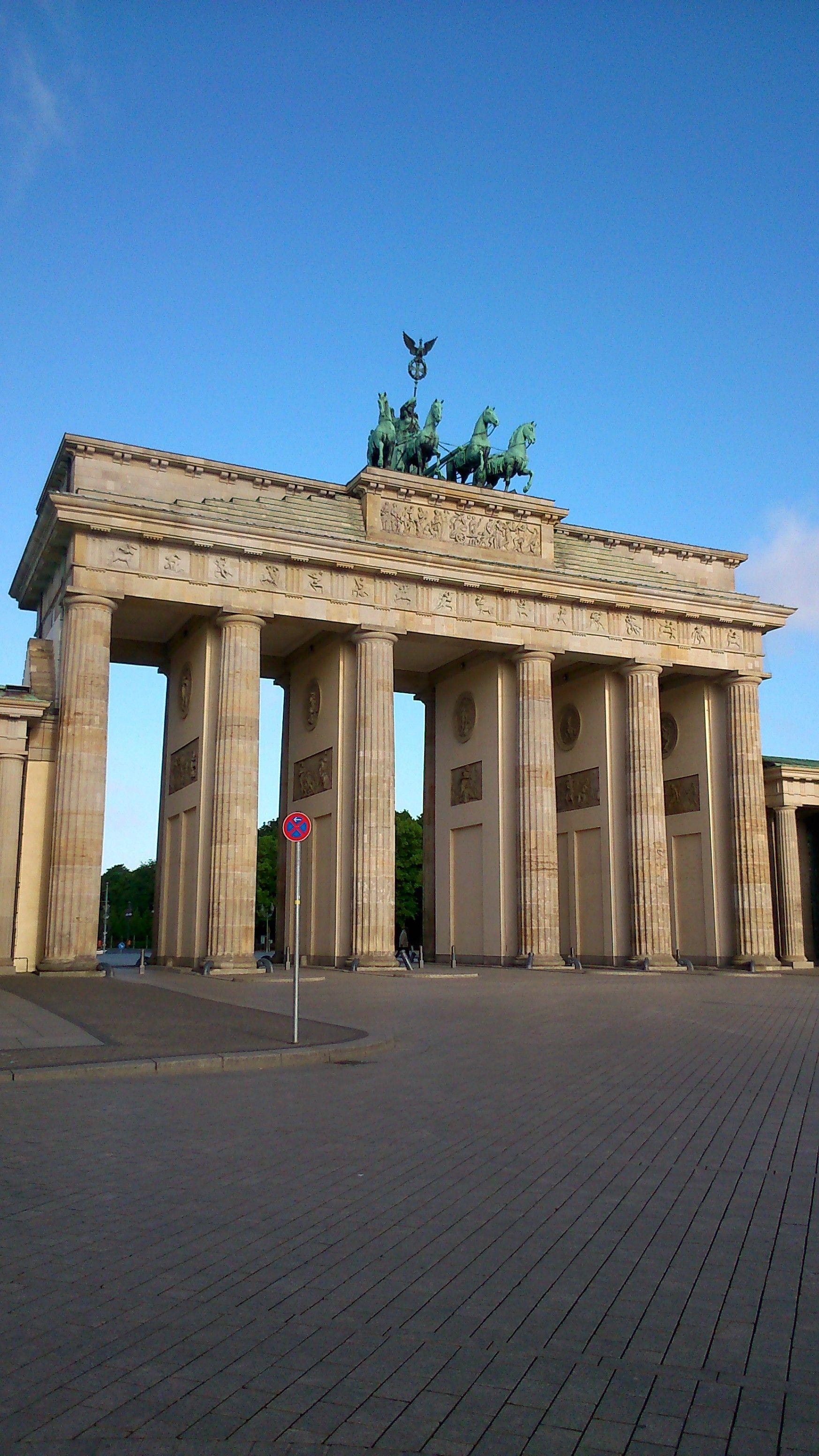 Brandenburger Tor Brandenburger Tor Berlin Brandenburger Tor Berlin