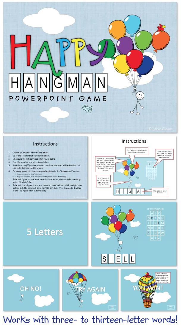spelling activities hangman game games pinterest vocabulary words high school students. Black Bedroom Furniture Sets. Home Design Ideas