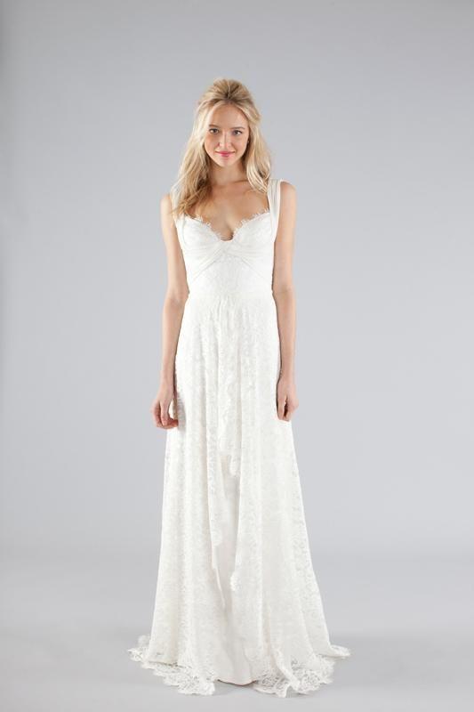Designer Wedding Dress Gallery: Nicole Miller   Novios, De novia y ...