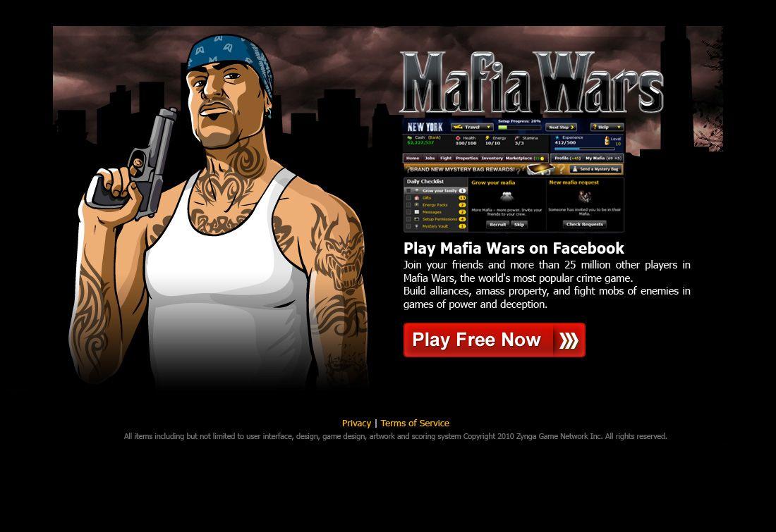 Mafia Wars - Zynga