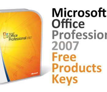 microsoft office 2007 product key full download free