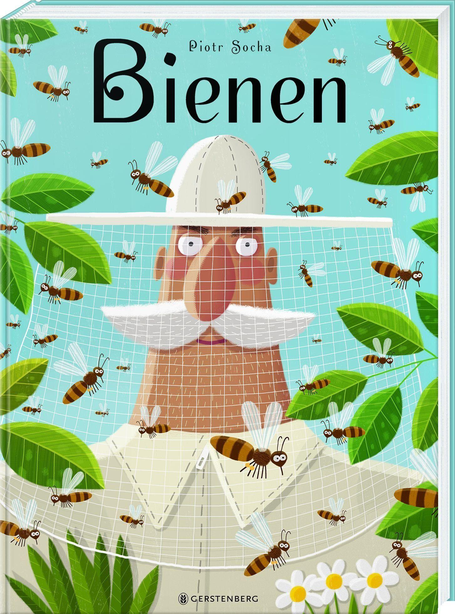 Bienen Amazon De Piotr Socha Thomas Weiler Bucher Flower Illustration Children Illustration Childrens Books Illustrations