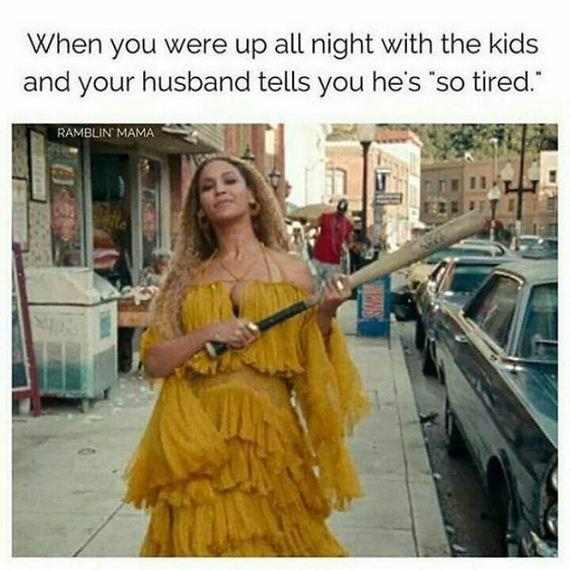 29 Memes That Parents Will Understand | Beyonce lemonade ...