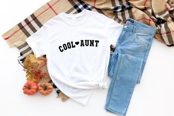 Cool aunt Shirt - Aunt Auntie Shirt - Shirt for aunt - Gift idea for aunt - Cool Shirt for Aunt - Aunt Life Shirt - Shirt for Auntie