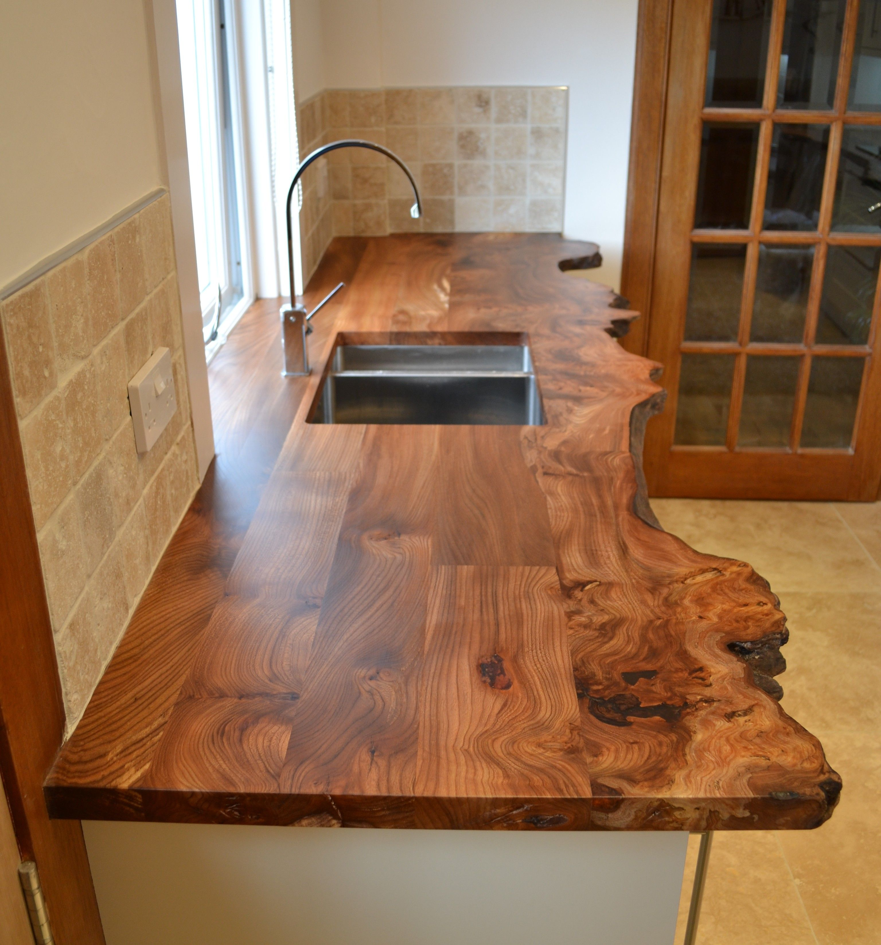 Images Of Kitchen Worktops Google Search Kitchen Worktop Wood Worktop Rustic Kitchen
