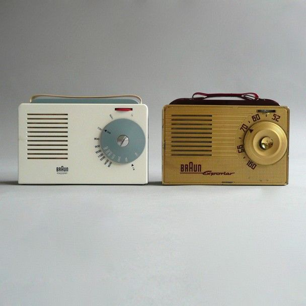 Braun - Exporter / Exporter 2 (1954/1955) | Product Design ...