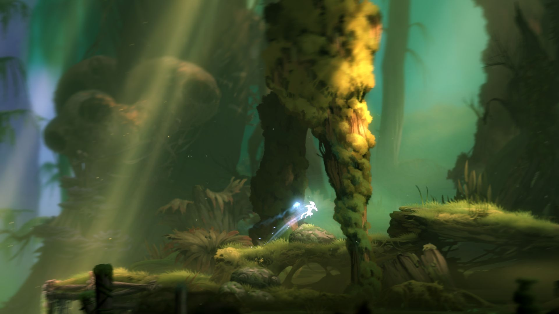 Ori and the Blind Forest w serwisie Steam