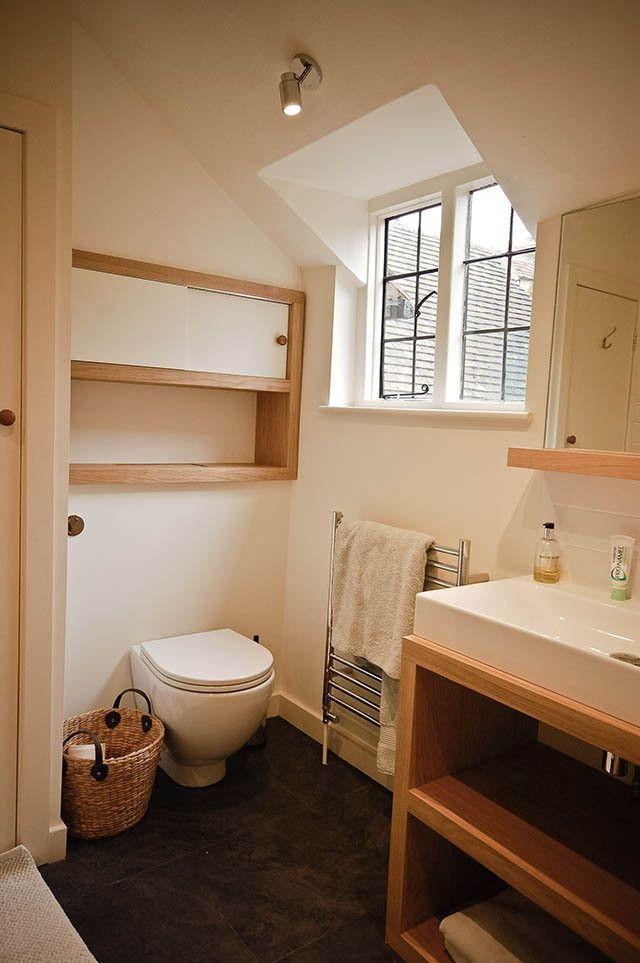 42 Ideen für kleine Bäder und Badezimmer Bilder Bad Pinterest - deckenleuchten für badezimmer