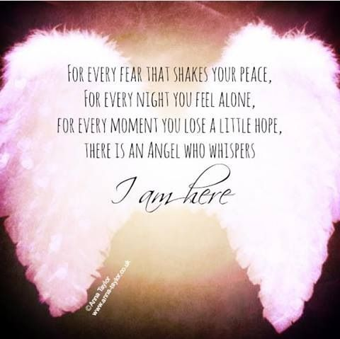 Forever My Angel Gabriela Pinterest Angel Quotes Angel And