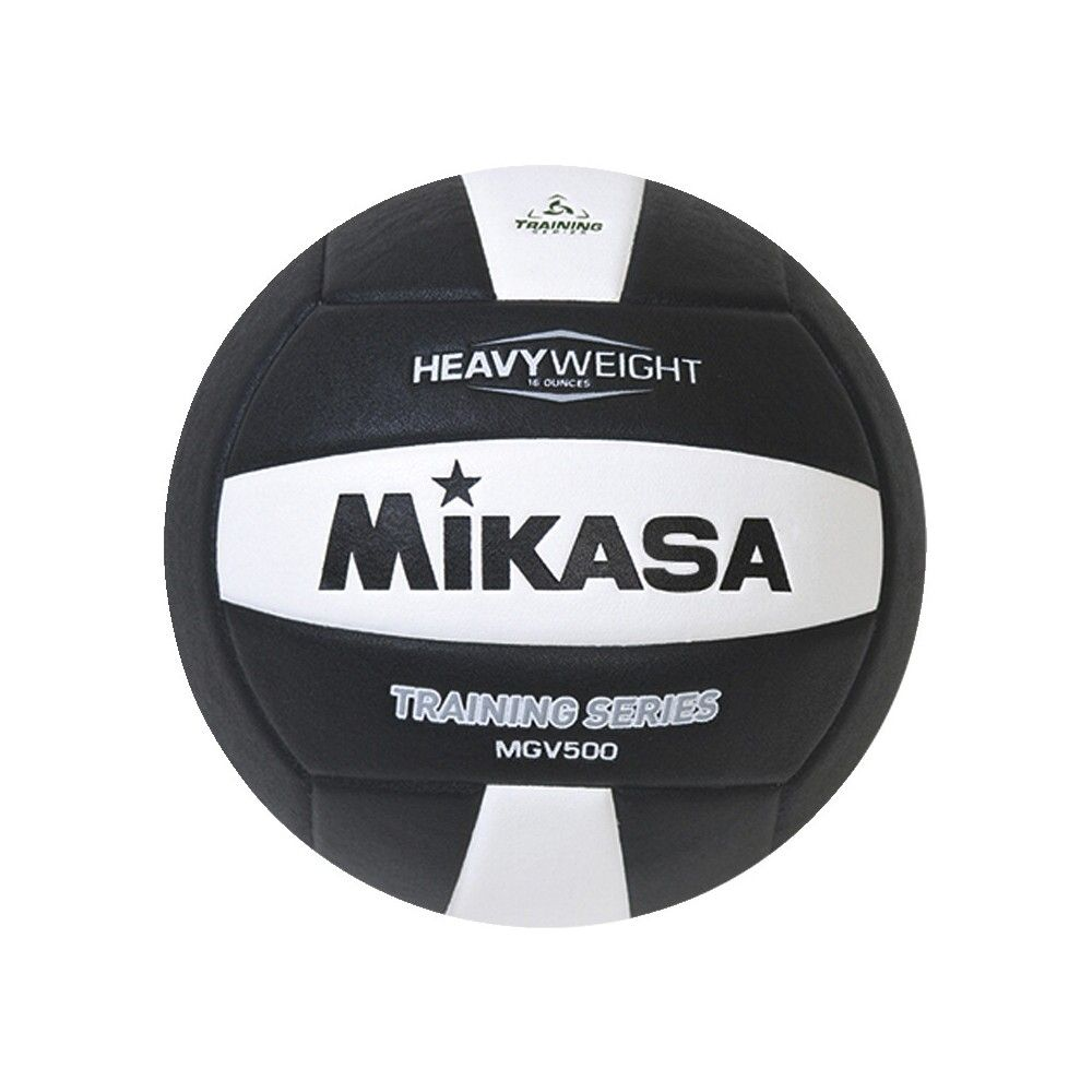 Mikasa Volleyball Setters Training Black White Multicolored Volleyballs Weight Ball Volleyball