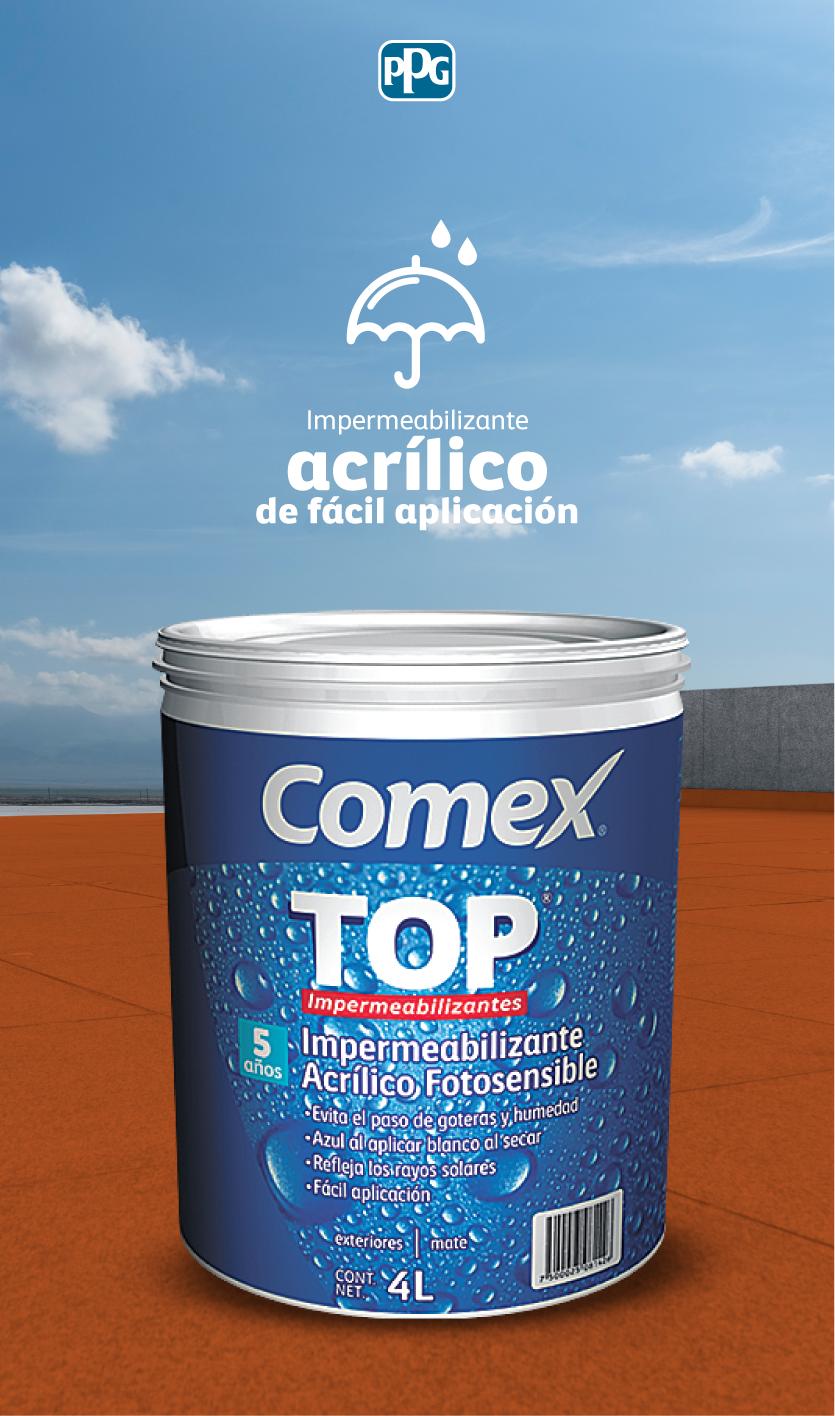 Top 5 a os es un impermeabilizante base agua de f cil aplicaci n ideal para proteger tu casa - Humedad ideal en casa ...