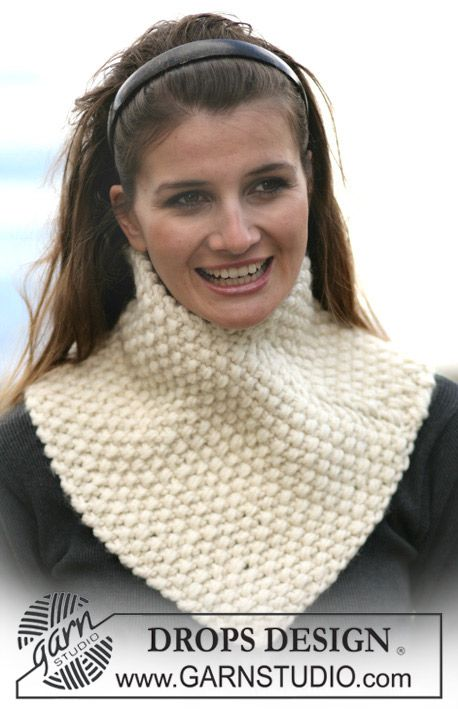 DROPS 98-15 by DROPS Design | Crochet / knit | Pinterest ...