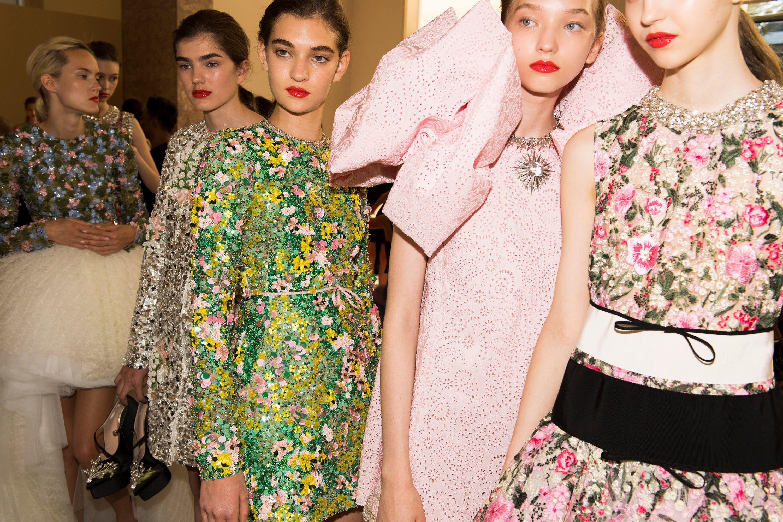 Giambattista Valli - Fall 2017 Haute Couture