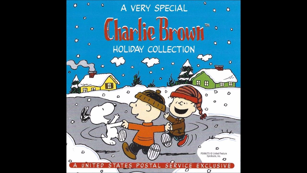 A Very Special Charlie Brown Holiday Collection VA