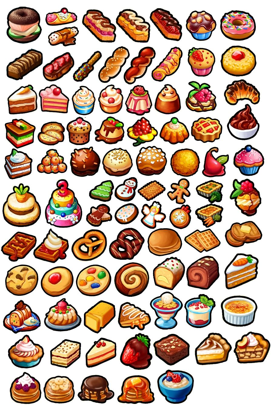 Pin By Tired Witch On Food Illustrations Anime Pixel Art Pixel