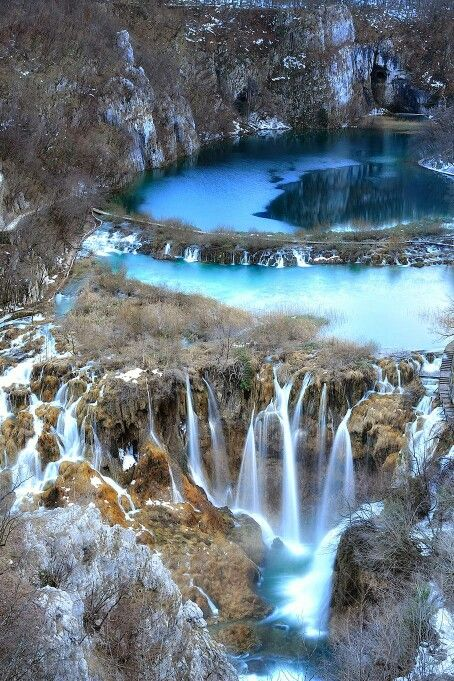 Parc national de Croatie