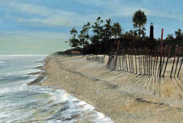 Hunting Island Sc Non Rustic Camping With Easy Access To A